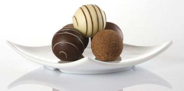 İkramlık ' Çikolatalı Truffle ' Tarifi