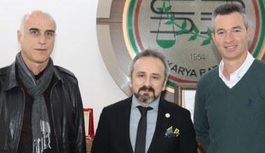 Sakarya Barosu ile Sakarya Tenis Akademi protokol imzaladı