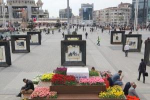 İstanbul Taksim Meydanı