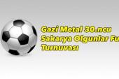 Sakarya Olgunlar Futbol Turnuvası 16'ncı Akşam Maçları