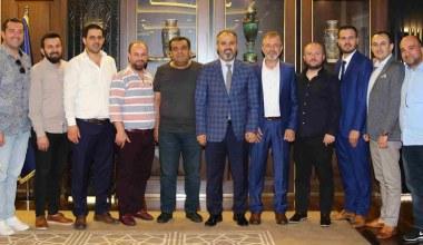 'İnegölspor'un başarısı Bursa için de değerli'