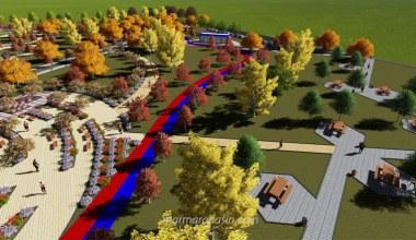 İvrindi'ye 55.000 Metrekarelik Park Yapılıyor