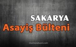 Sakarya Asayiş Bülteni (17 Ekim 2019)