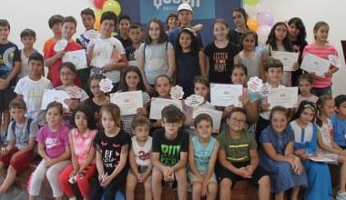 Serdivan Çocuk Akademisi Öğrencileri Mutluluklarını Paylaştı