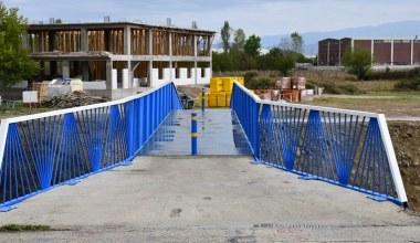 Mesudiye Mahallesi Yaya Köprüsüne Kavuştu