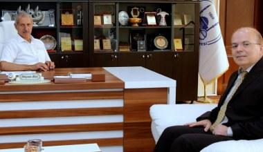 Teknokent Genel Müdüründen Başkan Dişli'ye Ziyaret