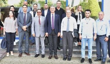 'Yerli Otomobilde Sakarya Üniversitesi Olmalı'
