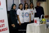 Körfez Devlet Hastanesi'nde Diyabet Günü standı açıldı