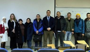 GTÜ KAGEM Murat Özanlar'ı öğrencilerle buluşturdu