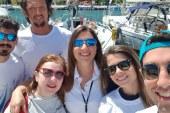 Pfizer Yelken Takımı, yıl boyunca metastatik meme kanseri farkındalığı için yelken açtı