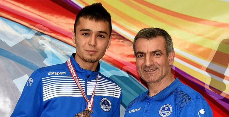 Tekvandocular, Türkiye Şampiyonası'ndan iki bronz ile döndü