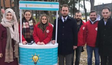 'Çevreci AK Gençler'den Erdoğan daveti