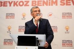 Beykoz Adayı Murat Aydın'dan Çavuşbaşı ve Yenimahalle'de Kapalı Havuz Müjdesi