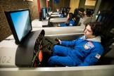 İki Türk öğrenci ABD'de uzay kampına katıldı