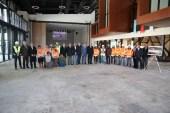 Karaosmanoğlu,  Kocaeli Kongre Merkezi'ni inceledi