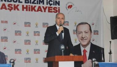 """Numan Kurtulmuş: """"Suriye, Irak ve İran Kürtlerinin gözünün içine baktığı ülke Türkiye'dir"""""""