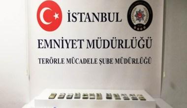 FETÖ'nün sözde 'Fatih imamı' ve 5 şüpheli yüklü miktarda dolarla yakalandı