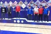Kağıtsporlu güreşçiler, adını Türkiye Şampiyonası'na yazdırdı