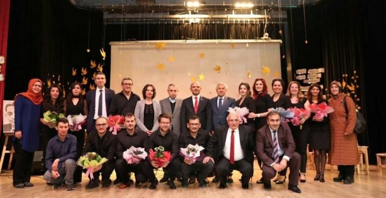 Körfez'de türkü ve şiir dolu gece
