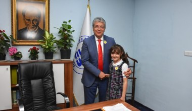 Küçük bireyler, büyük fikirler Edremit Çocuk Meclisi'nde buluştu