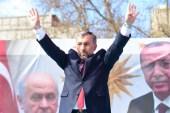 Orhangazi'de başkan yardımcıları Kılıç ve Korkmaz oldu