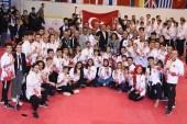 Taekwondo Milli Takımı, Avrupa şampiyonu oldu