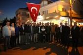 Başkan Alemdar esnaf iftarına katıldı