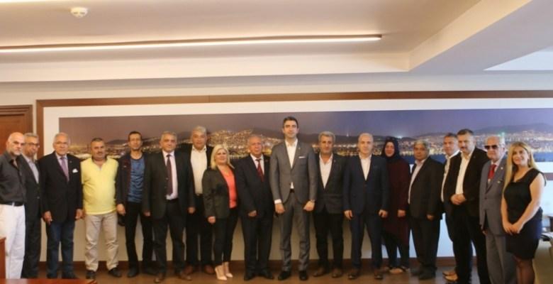 Başkan Gökhan Yüksel, yerel basın çalışanlarıyla buluştu