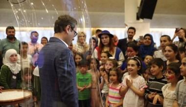 Başkan Kartoğlu yetim ve öksüz çocuklarla iftarda buluştu