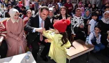 Başkan Yıldız, vatandaşlara verdiği sözü yerine getirdi