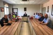 Bayram tatili dönemi için karayolları trafik güvenliği toplantısı yapıldı