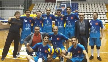 Burhaniyeli sporcular Balıkesir'de grup birincisi oldu