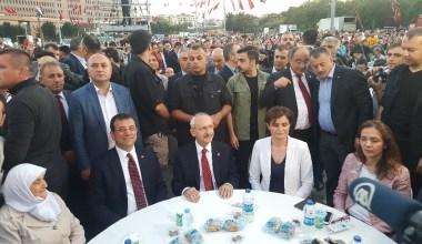 """CHP Genel Başkanı Kılıçdaroğlu: """"İmamoğlu, Cumhuriyet Halk Partisi'nin adayı olmaktan çıktı"""""""