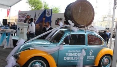 Esenler'de Ramazan ayı etkinlikleri tanıtıldı