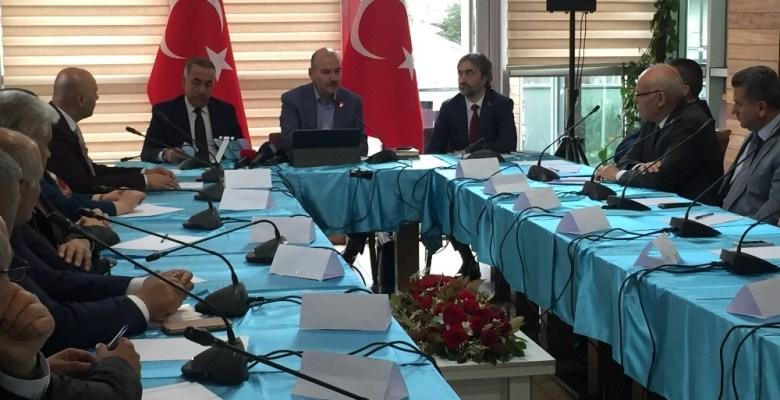"""İçişleri Bakanı Soylu: """"İstanbul bir ideolojik kavganın merkezi haline getirilmesin"""""""