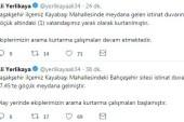 İstanbul Valisinden çöken istinat duvarıyla ilgili açıklama