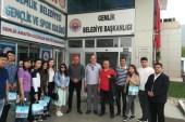 Kazakistanlı Gençler Gemlik'i çok sevdi