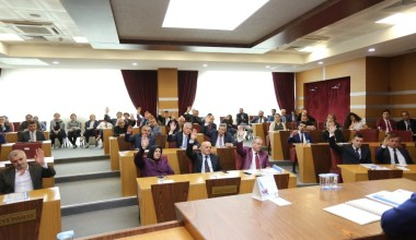 Serdivan Belediyesi mayıs ayı meclis toplantısı gerçekleşti