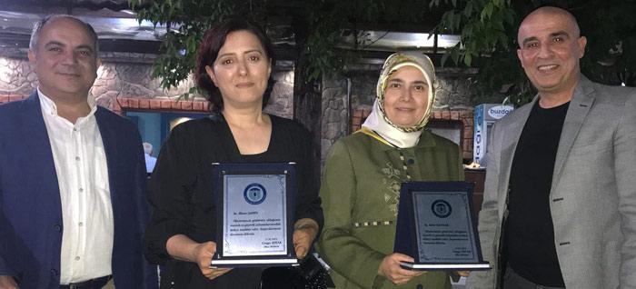Tes-İş Adapazarı Anadolu Lisesi öğretmenleri iftar'da bir araya geldi