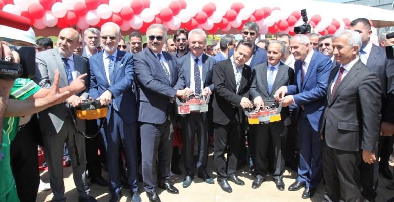 Tuzla'ya 1,5 milyar TL'lik dev yatırım