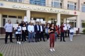 Üniversiteli öğrenciler çocuk istismarına dikkat çekti