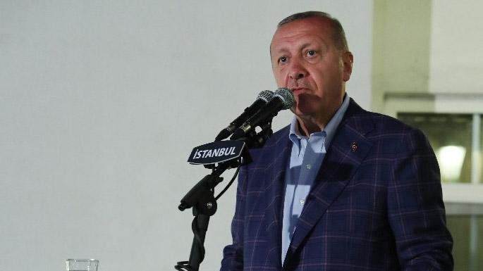 """Cumhurbaşkanı Erdoğan: """"(S-400) O iş bizim için bitmiştir, kapanmıştır"""""""