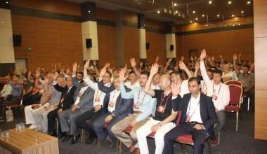 Balıkesirspor Baltok'ta başkan Kadir Dağlı