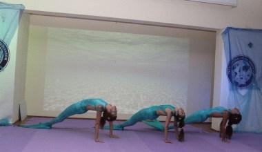 Dünya Yoga Koreografi Şampiyonası İzmir'de yapıldı