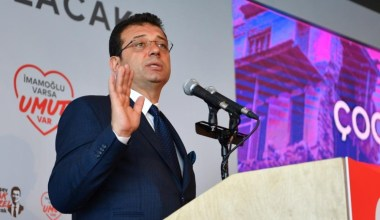 Ekrem İmamoğlu'ndan CHP Genel Başkanlığına yeşil ışık