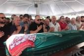 Engelli oğlunu yangından kurtaran baba ve eşi son yolculuklarına uğurlandı