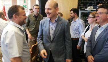 """İçişleri Bakanı Soylu: """"Yılbaşından bugüne kadar 111 terör saldırısını engelledik"""""""