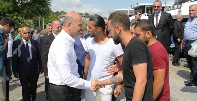 """İçişleri Bakanı Soylu'dan Kaftancıoğlu'na yanıt: """"Ben domuz yiyerek büyümedim"""""""