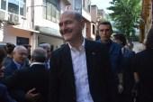 """İçişleri Bakanı Süleyman Soylu :""""En ufak bir kaza sizi nasıl etkiliyorsa bu bilin ki bizi aynı şekilde etkiliyor"""""""