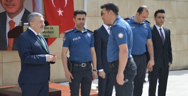 İstanbul polisinin başarısı ödüllendirildi